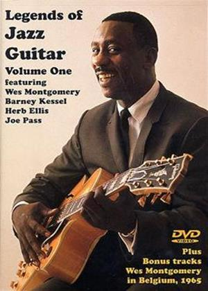 Legends of Jazz Guitar: Vol.1 Online DVD Rental