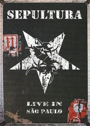 Sepultura: Live in Sao Paulo Online DVD Rental