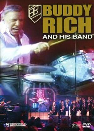 Buddy Rich and His Band Online DVD Rental