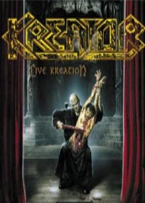 Kreator: Live Creation: Revisioned Glory Online DVD Rental
