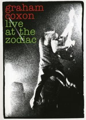 Graham Coxon: Live at the Zodiac Online DVD Rental