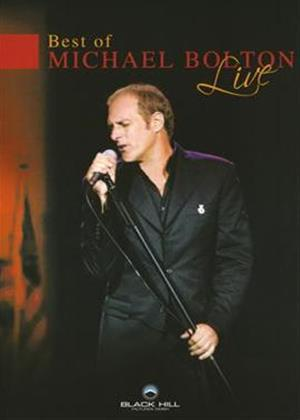 Michael Bolton: The Best Of: Live Online DVD Rental