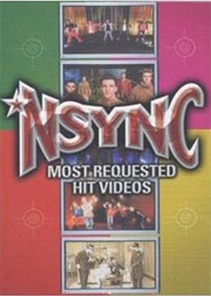 NSYNC: Most Requested Hit Videos Online DVD Rental