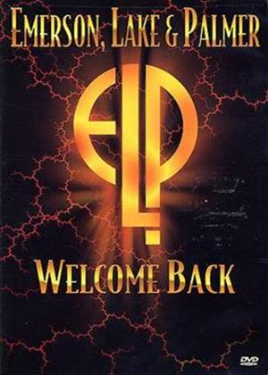 Rent Emerson, Lake and Palmer: Welcome Back Online DVD Rental