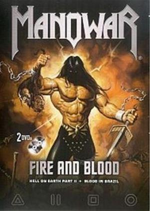 Rent Manowar: Fire and Blood Online DVD Rental