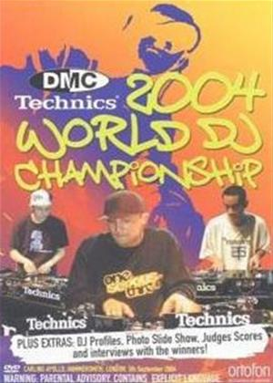 Technics World Championship Final 2004 Online DVD Rental