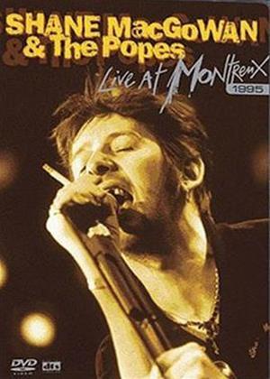 Rent Shane MacGowan: Montreux 1995 Online DVD Rental