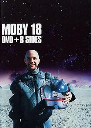 Rent Moby: 18 Plus B-Sides Online DVD Rental