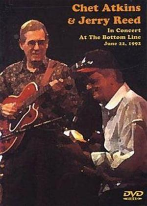 Rent Chet Atkins and Jerry Reed: In Concert at the Bottom Line Online DVD Rental