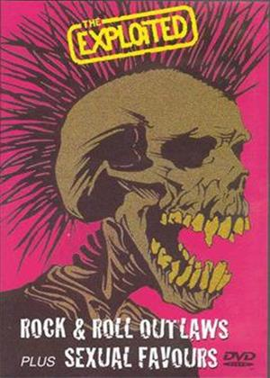 Rent The Exploited: Rock and Roll Outlaws Online DVD Rental