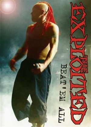 Rent The Exploited: Beat 'Em All Online DVD Rental
