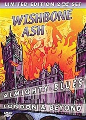 Rent Wishbone Ash: Almighty Blues London and Beyond Online DVD Rental