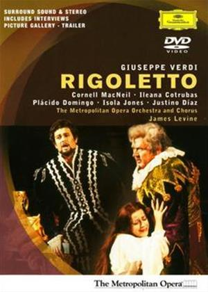 Rent Verdi: Rigoletto Online DVD Rental