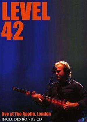 Rent Level 42: Live at the Apollo, London Online DVD Rental