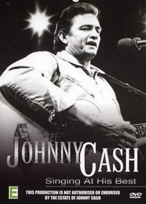 Johnny Cash: Singing at His Best Online DVD Rental