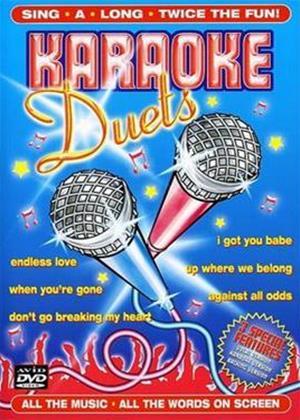 Karaoke Duets Online DVD Rental
