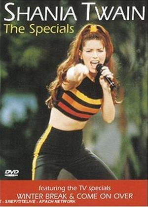 Shania Twain: The Specials Online DVD Rental