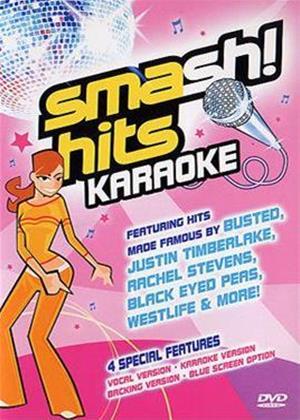 Smash Hits Karaoke Online DVD Rental