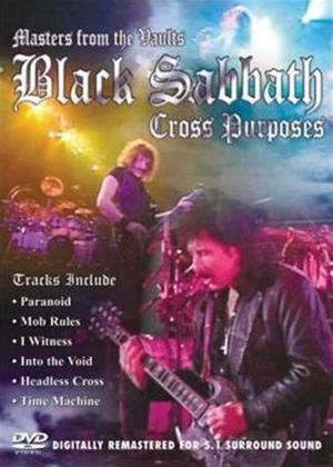 Black Sabbath: Masters from the Vaults Online DVD Rental