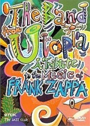 Rent The Band from Utopia: A Tribute to the Music of Frank Zappa Online DVD Rental