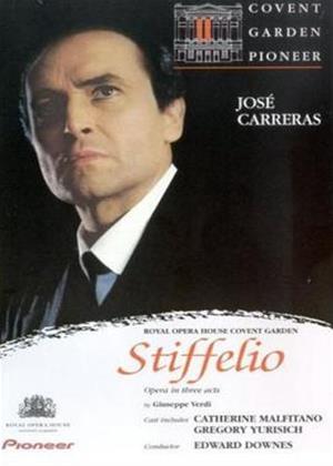 Verdi: Stiffelio: Carreras Online DVD Rental