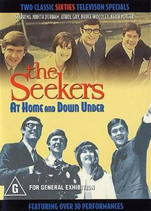 Rent The Seekers: At Home and Down Under Online DVD Rental