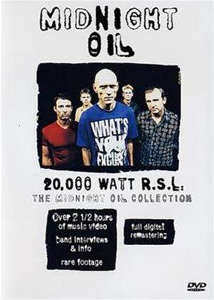 Rent Midnight Oil: 20,000 Watts Online DVD Rental