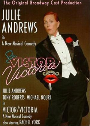 Victor/Victoria Online DVD Rental