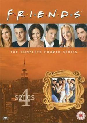 Friends: Series 4 Online DVD Rental