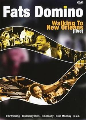 Rent Fats Domino: Walking to New Orleans Online DVD Rental