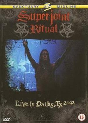 Superjoint Ritual: Live in Texas Online DVD Rental