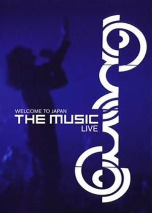 The Music: Welcome to Japan: Live Online DVD Rental