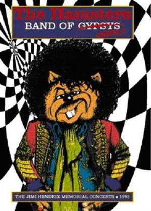 Rent The Hamsters: Band of Gerbils: Jimi Hendrix Memorial Concert Online DVD Rental