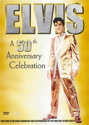 Rent Elvis Presley: 50th Anniversary Celebration Online DVD Rental