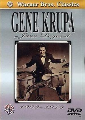 Rent Gene Krupa: Jazz Legend Online DVD Rental