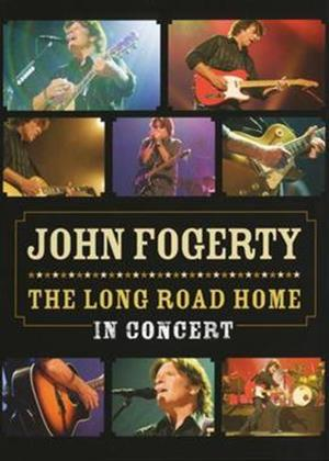 Rent John Fogerty: The Long Road Home: Live at the Wiltern Online DVD Rental