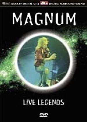 Magnum: Live Legends Online DVD Rental