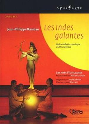 Rent Rameau: Les Indes Galantes Online DVD Rental