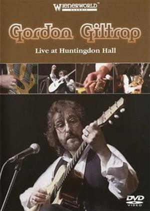 Rent Gordon Giltrap: Live at Huntingdon Hall Online DVD Rental