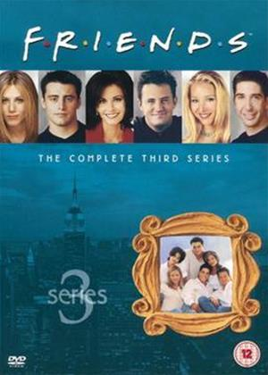 Friends: Series 3 Online DVD Rental