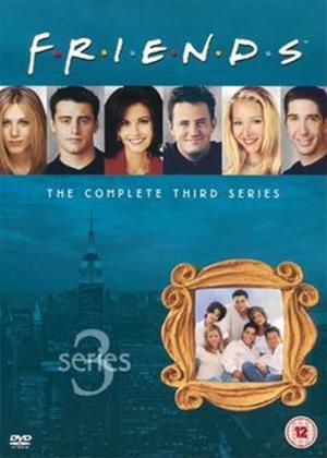 Rent Friends: Series 3 Online DVD Rental