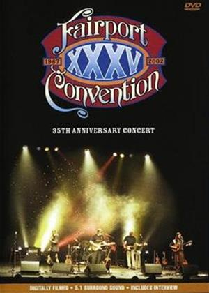 Fairport Convention: The 35th Anniversary Concert Online DVD Rental
