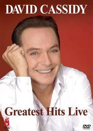 David Cassidy: Greatest Hits: Live Online DVD Rental