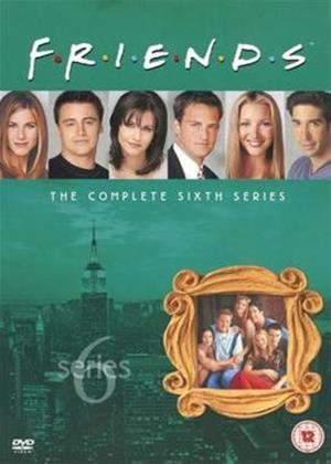 Friends: Series 6 Online DVD Rental