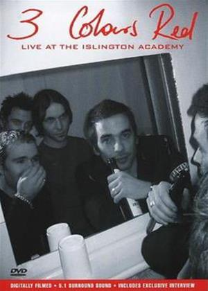 3 Colours Red: Live at the Academy London Online DVD Rental