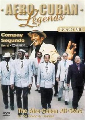 Afro-Cuban Legends Online DVD Rental