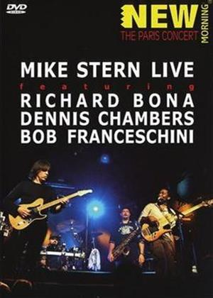 Mike Stern: Live Online DVD Rental