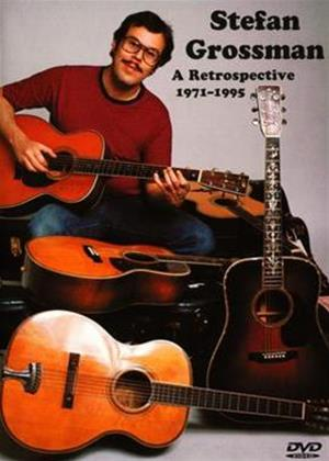Stefan Grossman: A Retrospective 1971 to 1995 Online DVD Rental
