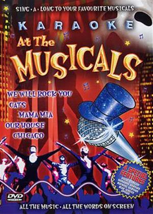 Rent Karaoke at the Musicals Online DVD Rental