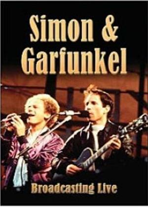 Simon and Garfunkel: Broadcasting Live Online DVD Rental